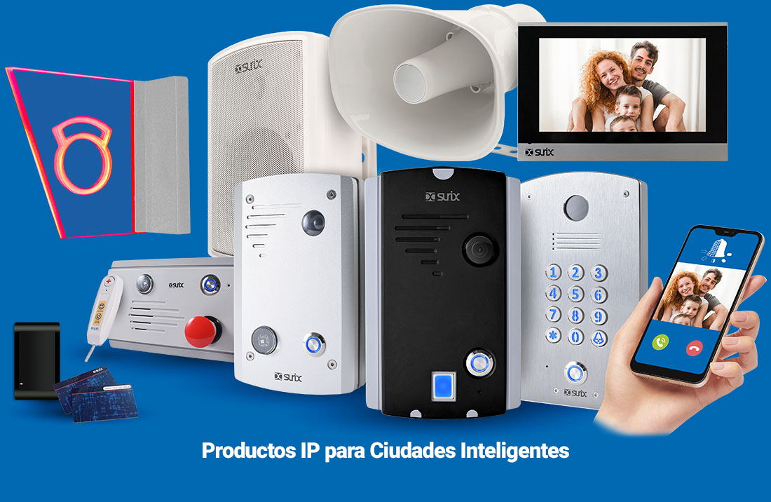 Productos IP SURIX